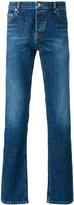 Kenzo washed denim jeans - men - Cotton/Polyester - 32
