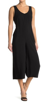 BCBGeneration Side Snapped Culotte Jumpsuit