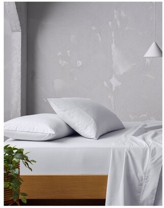 Vue 300TC Superfine Sheeting in White