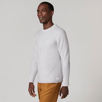 Allbirds Men's Wool Jumper - Natural Grey