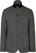Rag and Bone Rag & Bone Grey St. Regis Wool Jacket