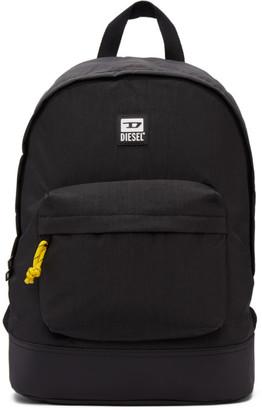 Diesel Black Violano Backpack