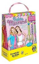 Creativity For Kids Fashion Macramé;