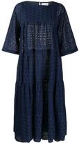 YMC Broderie Anglaise Maxi Dress