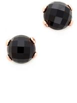 Bronzallure Felicia Button Earrings