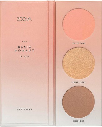 Zoeva Basic Moment blush palette 11.4g