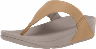 FitFlop Women's Toe-Thongs Wedge Sandal