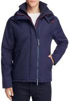 Superdry Pop Zip Hood Arctic Windcheater Jacket