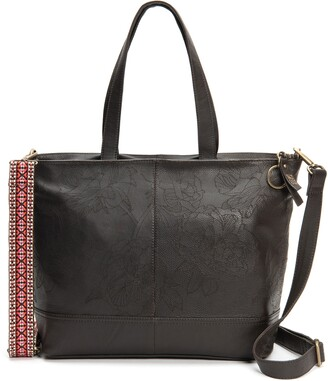 Frye AND CO Piper Leather Tote