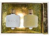 JayZ Gold Jay Z by Jay Z for Men - 2 Pc Gift Set 3oz EDT Spray, 3oz After Shave
