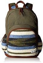 Volcom Junior's Fieldtrip Canvas Backpack