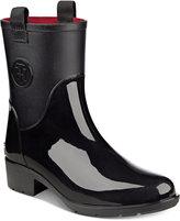 Tommy Hilfiger Khristie Rain Boots Women's Shoes