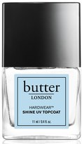 Butter London 'Hardwear(TM)' Shine Uv Topcoat - No Color