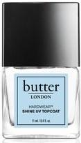 Butter London 'Hardwear(TM)' Shine Uv Topcoat - No Color