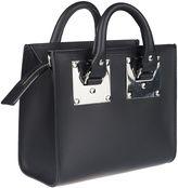 Sophie Hulme Metallic Detail Shoulder Bag