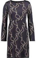 A.P.C. Metallic Jacquard-Knit Dress