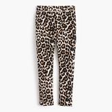 J.Crew Girls' cozy everyday leggings in leopard
