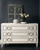Bernhardt Damonica Oak 3-Drawer Chest