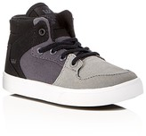 Supra Boys' Vaider Color Block High Top Sneakers - Toddler