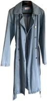MANGO Blue Denim - Jeans Coat for Women