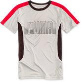 Puma Graphic-Print T-Shirt, Big Boys (8-20)