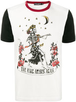 Dolce & Gabbana The King Arises Again t shirt