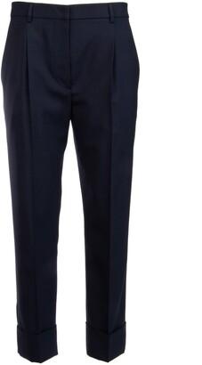 Prada Cuffed Trousers