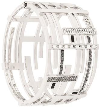 Karl Lagerfeld Paris K/Boucle cuff bracelet