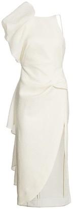 Acler Wattle Sheath Dress