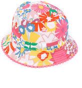 Stella McCartney floral print bucket hat - kids - Cotton - 3-6 mth