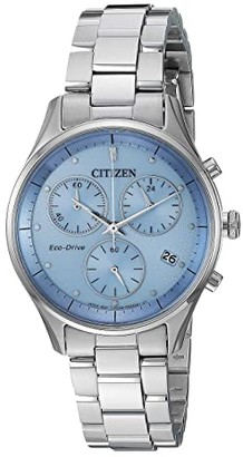 Citizen FB1440-57L Chandler (Silver Tone) Watches