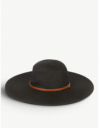 Melissa Odabash Jemima wide-brim straw hat