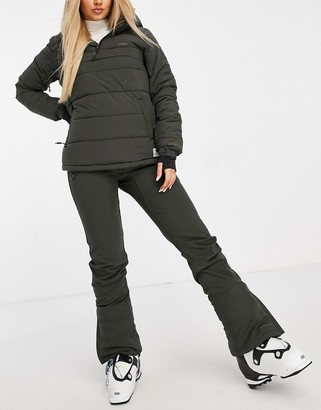 Protest Lole softshell ski pant in grey