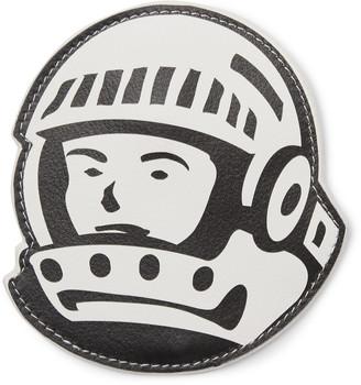 Billionaire Boys Club Astronaut Full-Grain Leather Coin Wallet