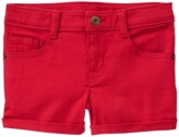 Crazy 8 Rolled Twill Shorts