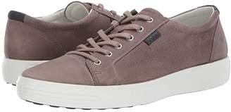 Ecco Soft 7 City Sneaker (Moon Rock) Men's Shoes