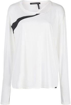 Koral Pace Cupro longsleeve T-shirt