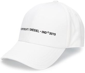 Diesel Copyright baseball cap