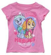 Nickelodeon Paw Patrol Girl`s T-Shirt
