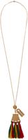 Chloé Janis tassel pendant necklace