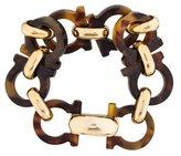 Salvatore Ferragamo Gancini Link Bracelet