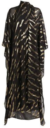 Taller Marmo Bizet Fil Coupe Kaftan Dress