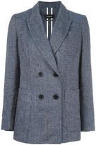 Isabel Marant Kelis jacket - women - Silk/Cotton/Linen/Flax/Polyester - 40