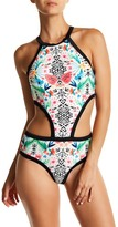 Body Glove Reflection Millie Cutout One Piece