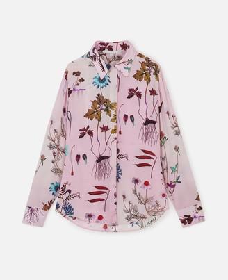 Stella McCartney Willow Floral Shirt, Women's