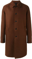 Harris Wharf London - classic midi coat - men - Virgin Wool - 50