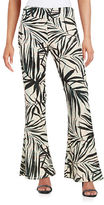 Design Lab Lord & Taylor Wide-Leg Pants