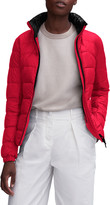 Canada Goose Abbott Zip-Up Puffer Hoodie Jacket