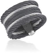 Alor Black cable grey cable 6 row