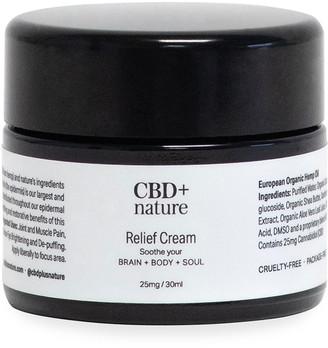 Cbd + Nature 1 oz. Relief Cream